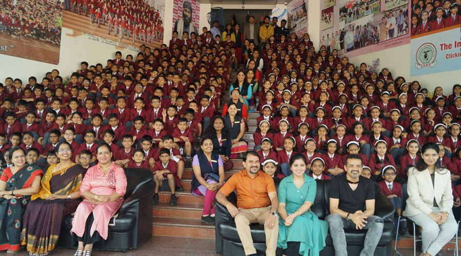 SNBP International School Pune, Dr. DK Bhosale
