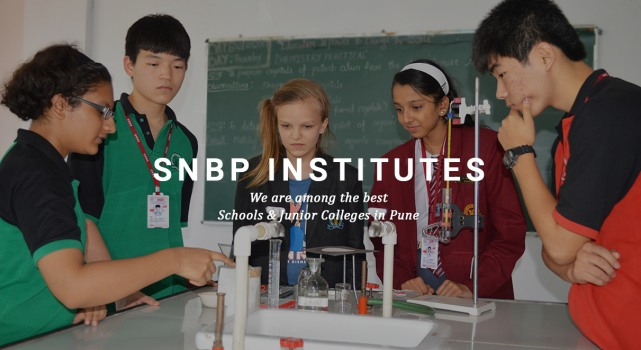 Best International School Pune - SNBP International School Pune