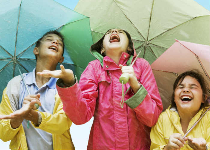 Monsoon Care Tips for School Children