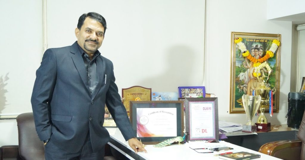 Dr. Dashrath Bhosale - Chairman, SNBP International School, Pune