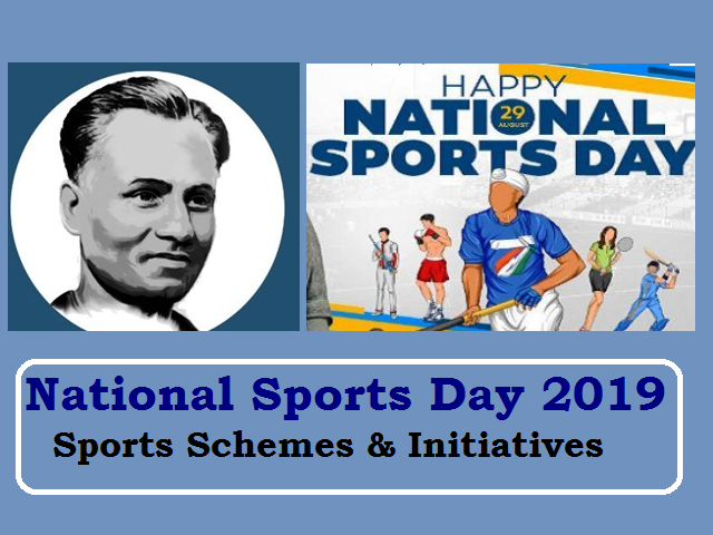 National Sports Day of India 2019